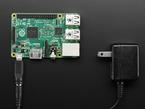 Conector micro-USB a jack 2.1mm