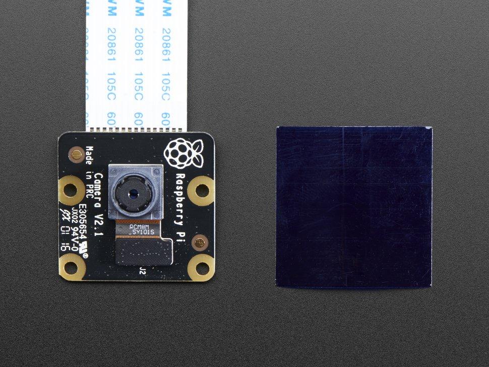 Cámara para Raspberry NoIR 8 megapixeles V2