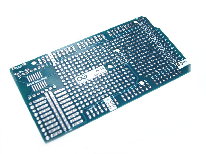 Protoboard Arduino Mega A000080