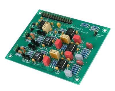 PCB EEG-ANALOG