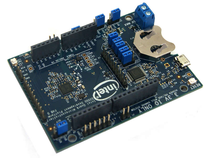 Kit de microcontrolador QUARK D2000