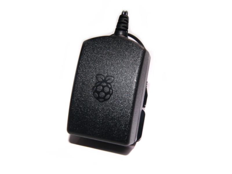 Vista individual, Eliminador T5989DV para Raspberry 5V 2.5A