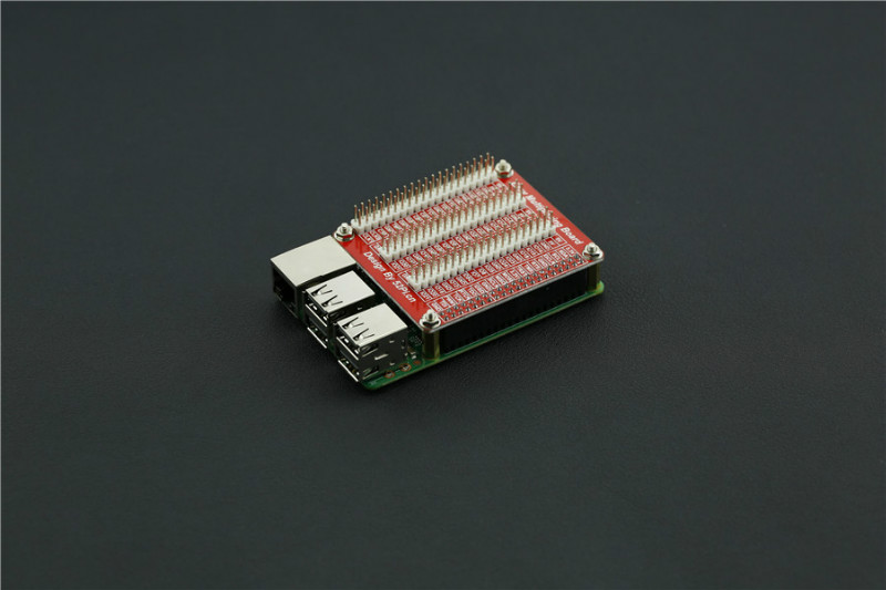 Shield para GPIO para Raspberry Pi