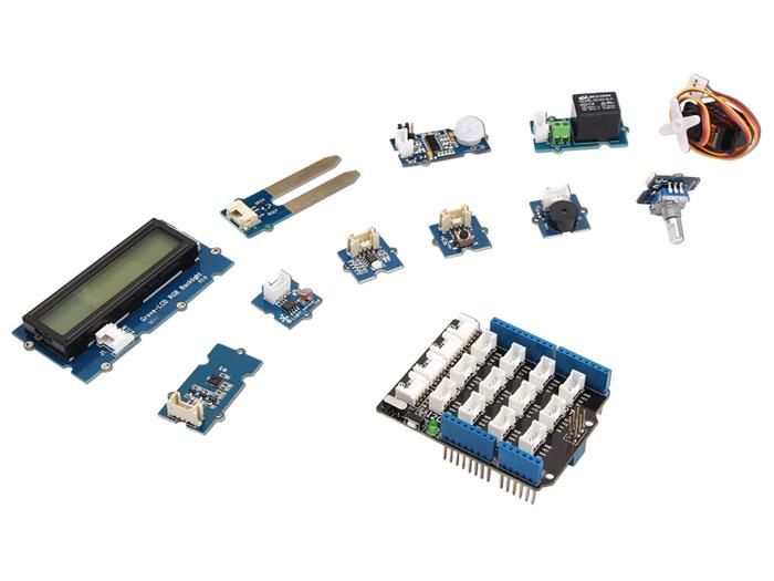 Kit de sensores Grove para Intel