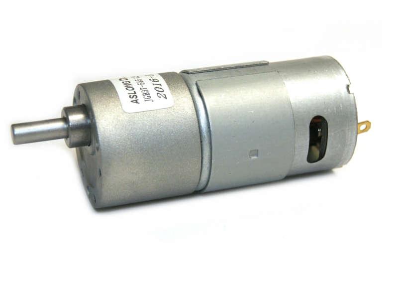 Motorreductor JGA25-370 188RPM 12v
