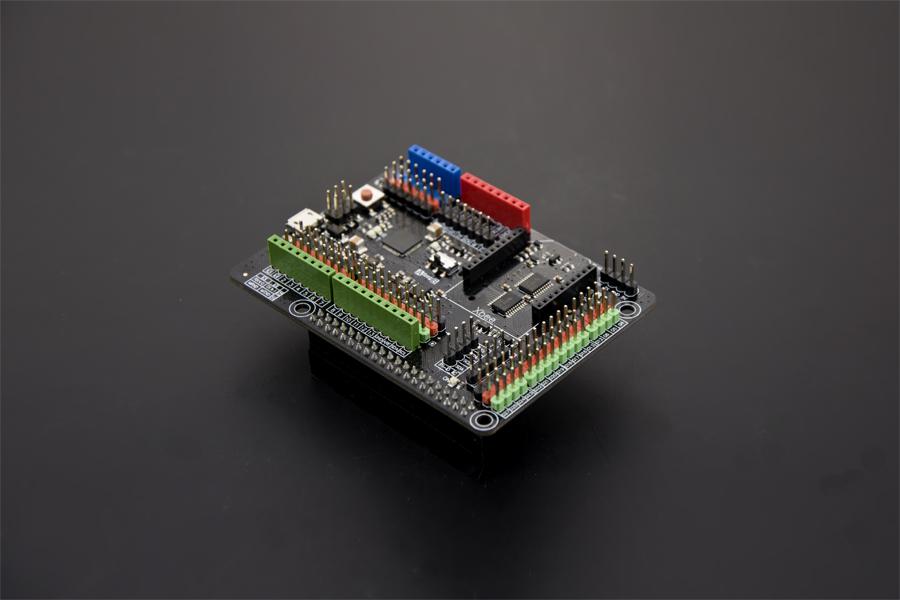 Shield para Raspberry Pi modelo B+/2B/3B con Arduino