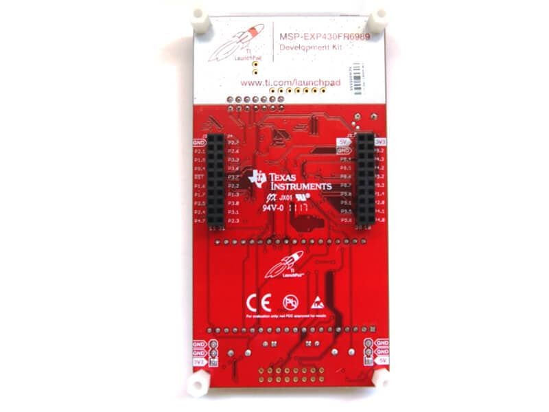LaunchPad MSP-EXP430FR6989