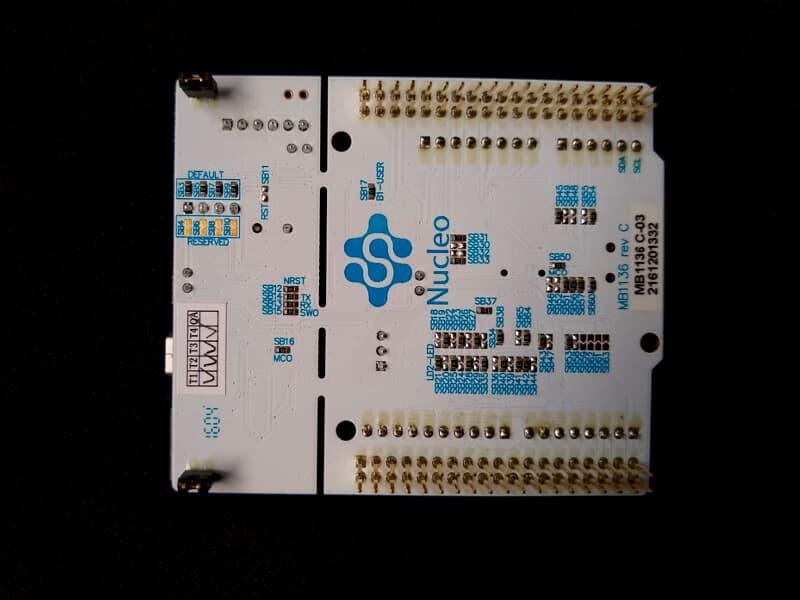 STM32F446 Nucleo-64