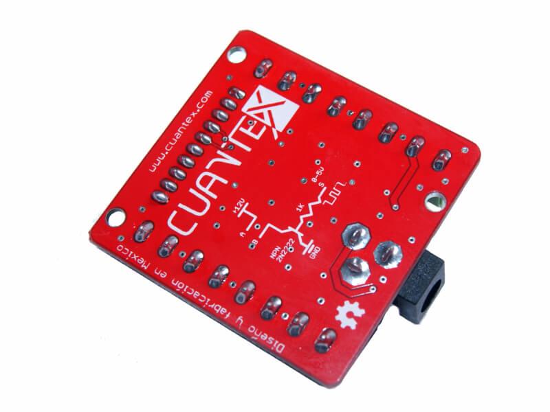 modulo potencia transistor