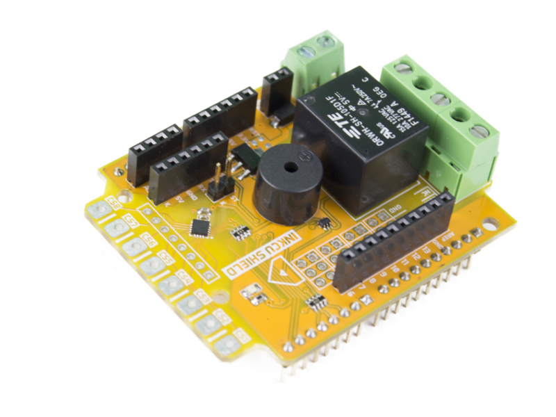 Arduino shield para tinta conductiva