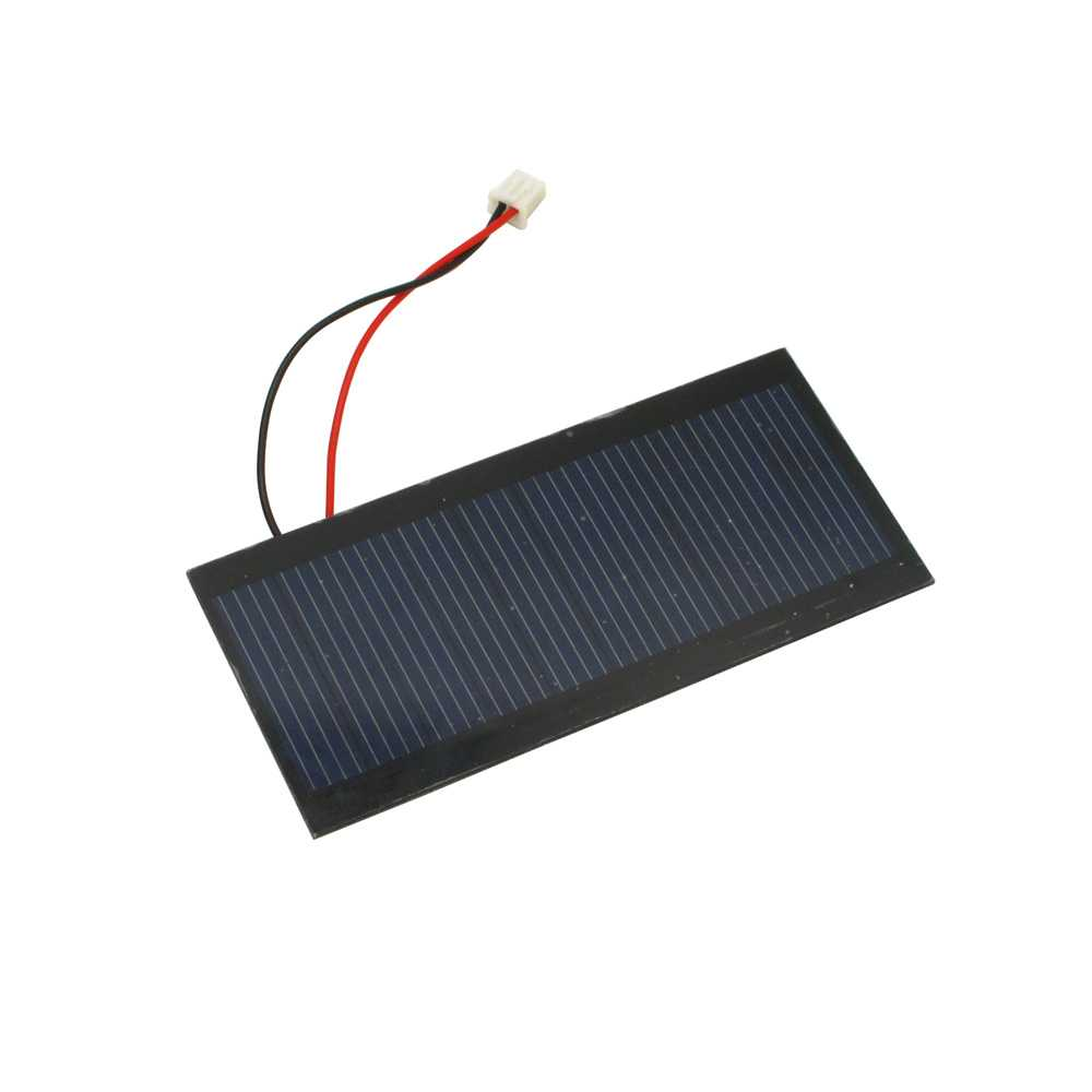 Celda solar policristalino 5V 100mA