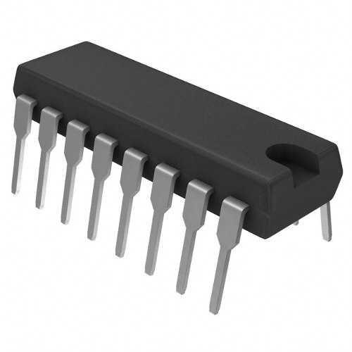Compuerta NOT CD74HC4050E