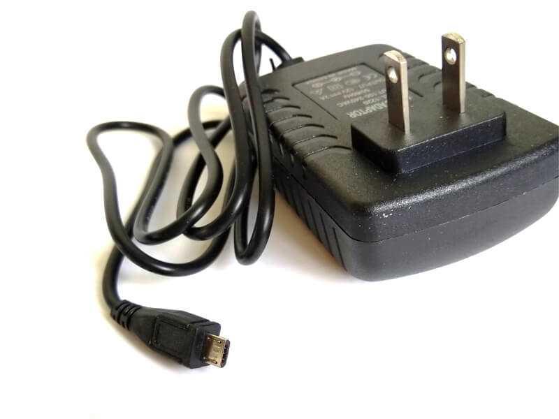 Eliminador micro-usb de 12V-2A