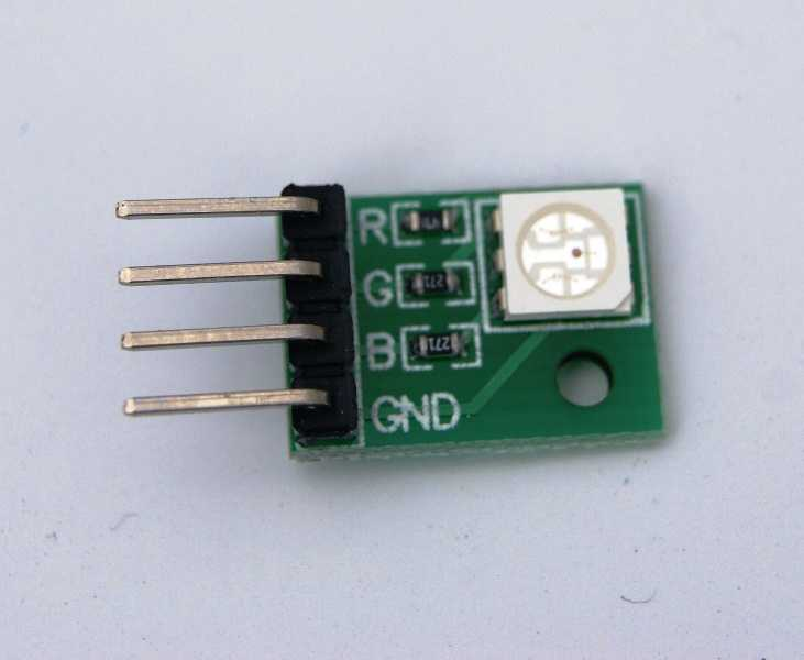 Modulo LED RGB