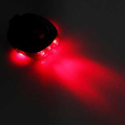LUZ LED PARA BICICLETA - Doble linea