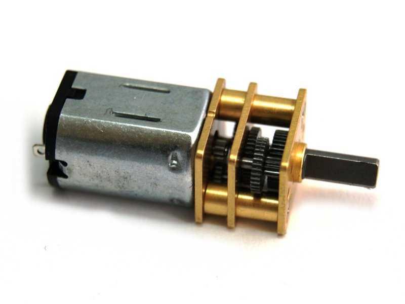 Motorreductor metalico pequeño