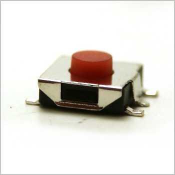 Push button micro