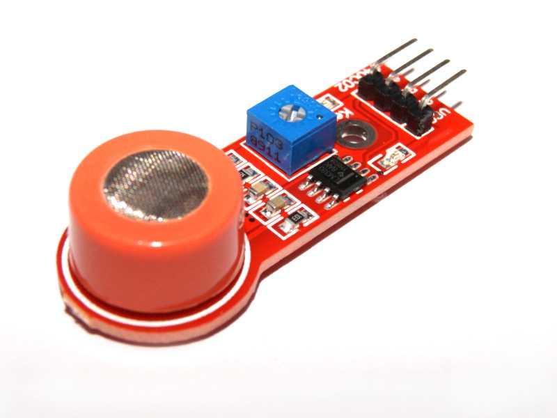 Sensor-MQ-3