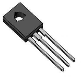 Transistor NPN BD135-16