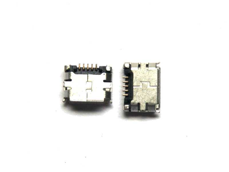 Conector microUSB SMD