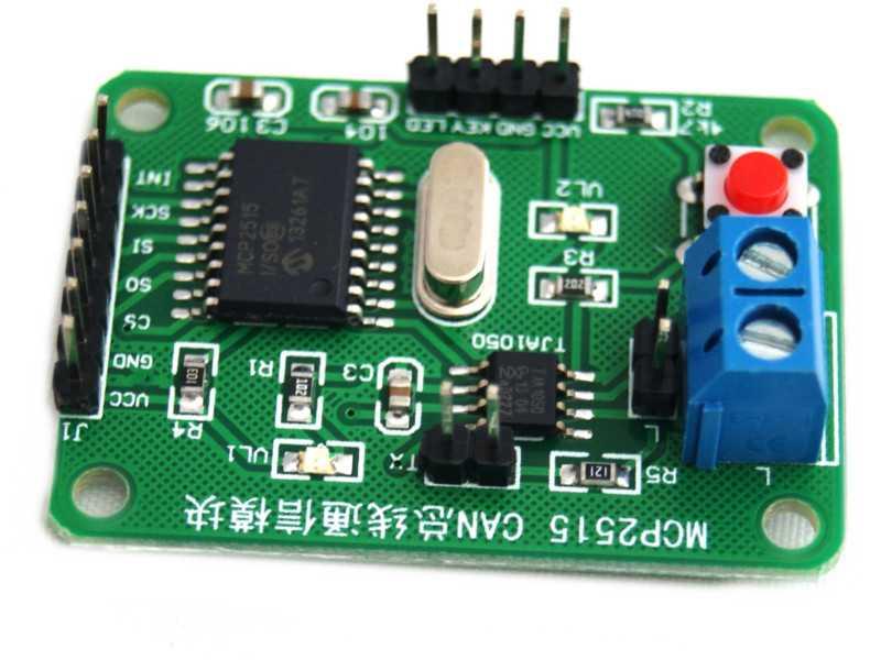 Convertidor de SPI a CAN MCP2515 TJA1050