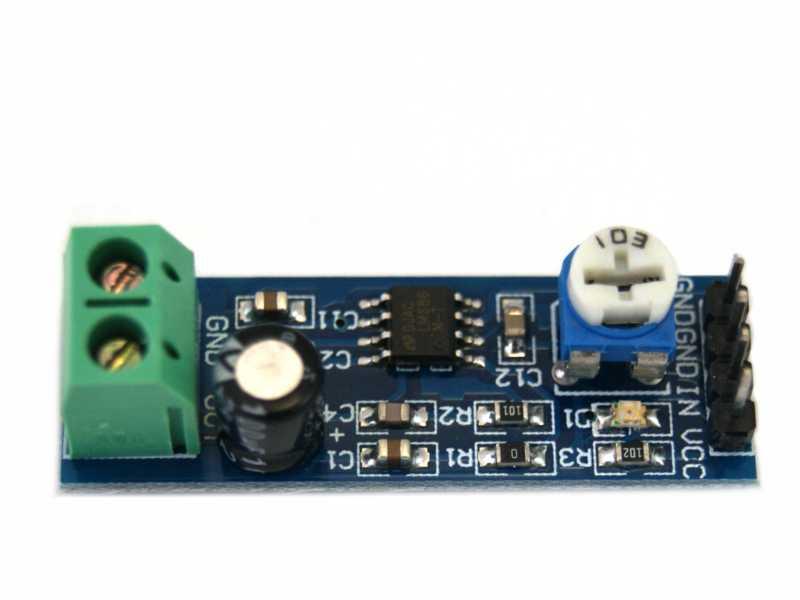 Módulo LM386