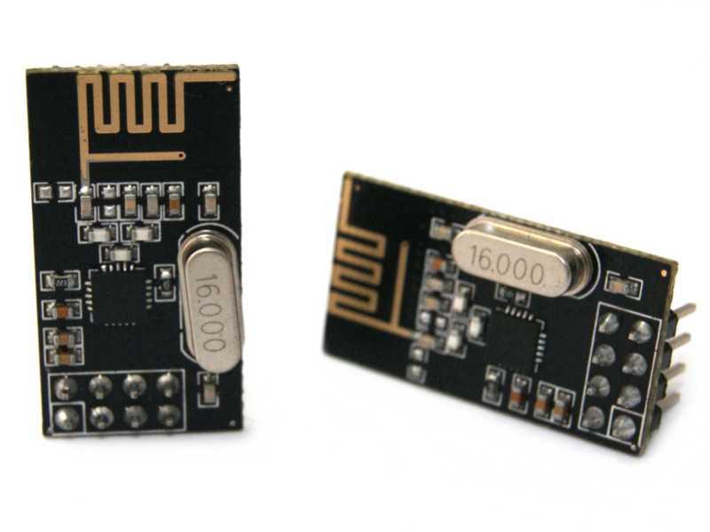 Módulo de comunicación SI24R1