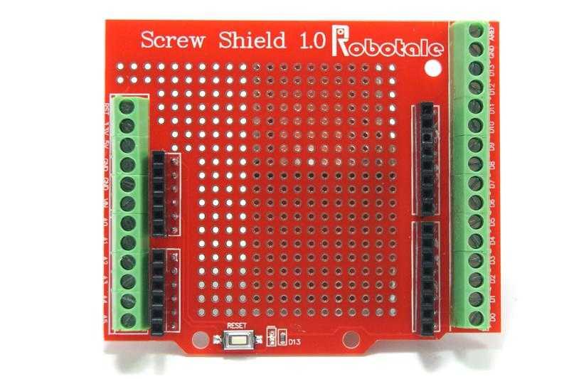 Screw Shield