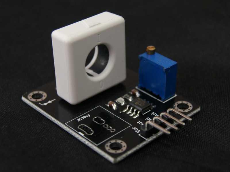 Sensor de corriente