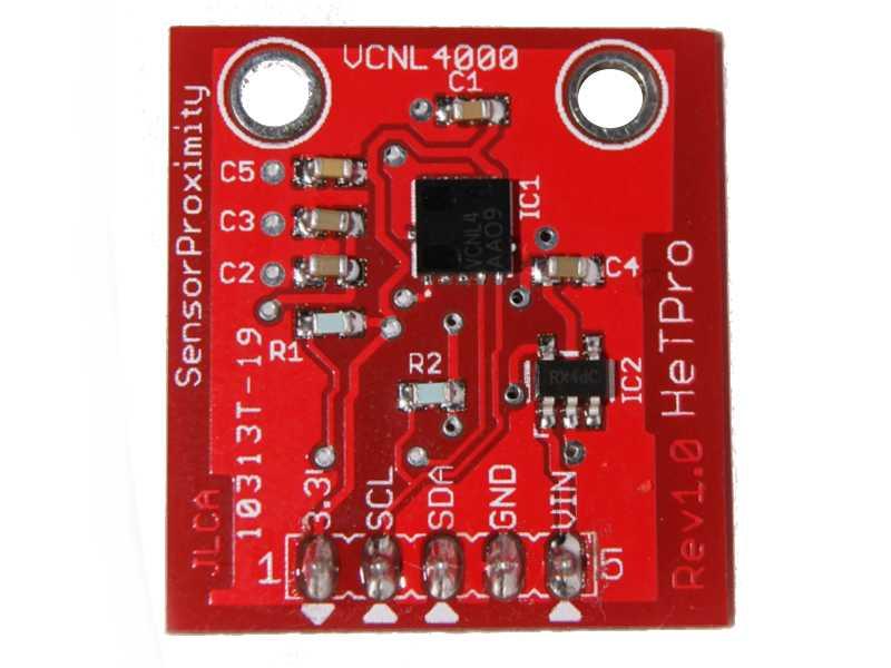 Sensor de distancia 20cm VCNL4000
