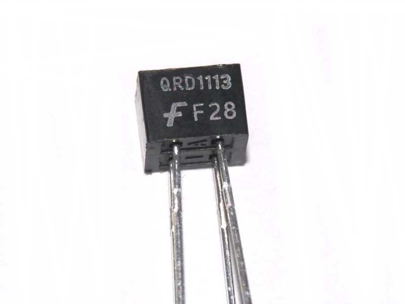 Sensor reflectivo QRD1113