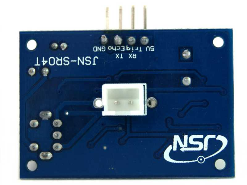Sensor ultrasonico