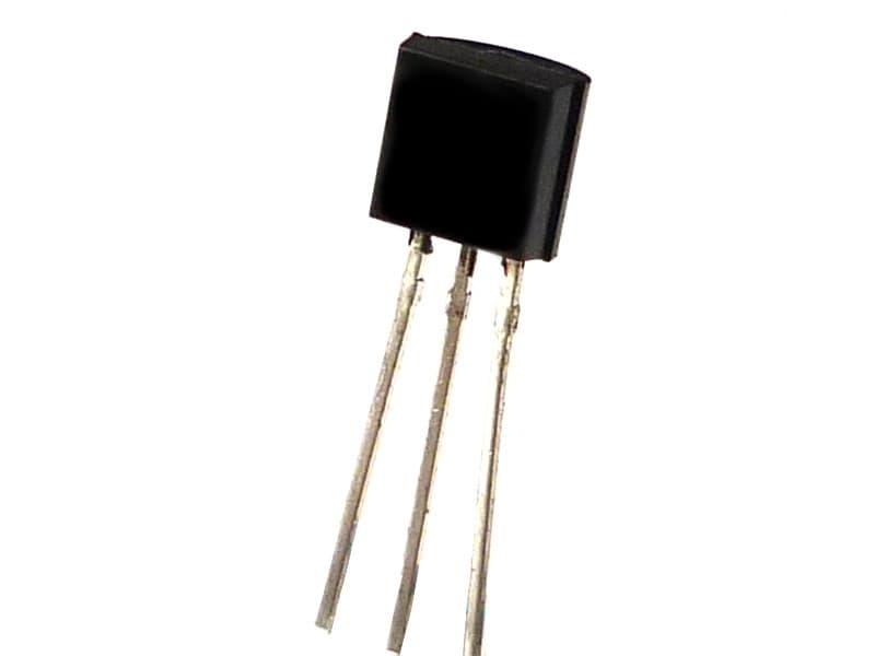 Transistor NPN A42