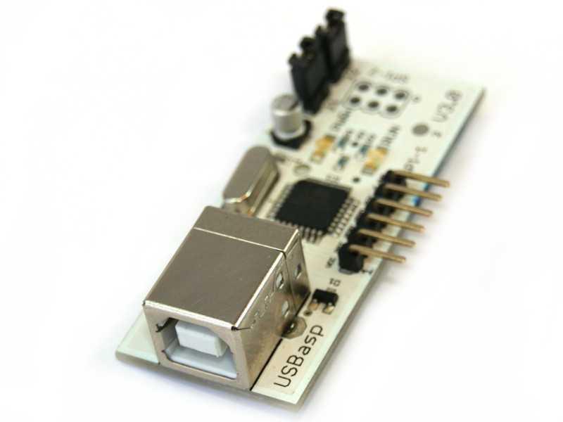 USBasp programador de AVR