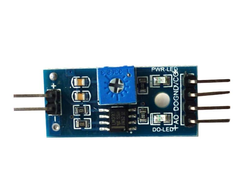 Sensor de Gotas de Lluvia