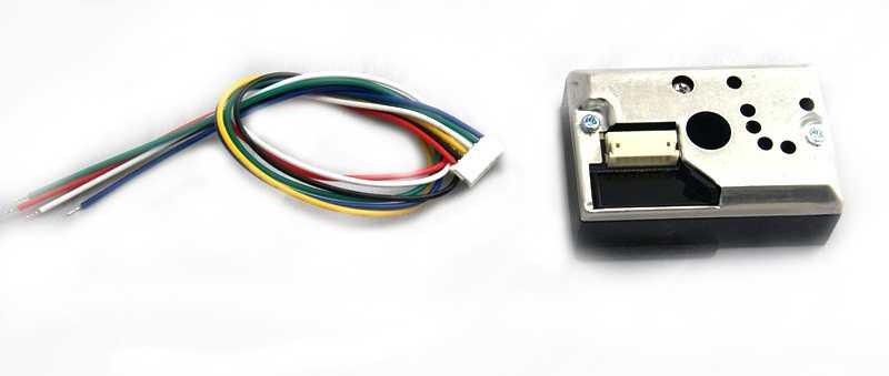 Sensor de calidad GP2Y1014AU0F