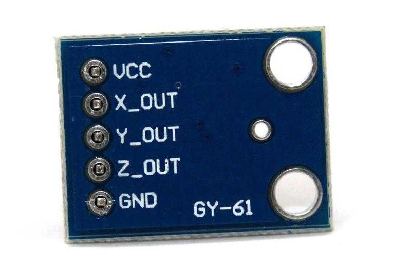 ADXL335 GY-61 Acelerómetro