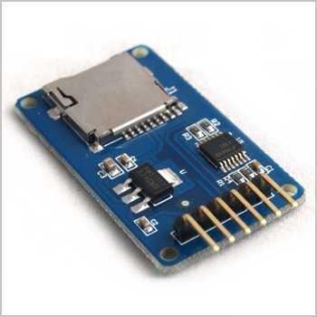 Adaptador micro SD Arduino