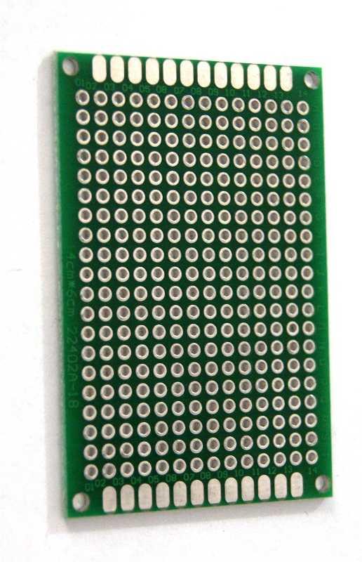 PCB Pre perforada