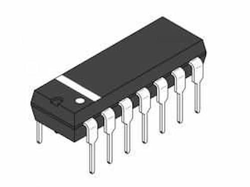 LM324 amplificador operacional