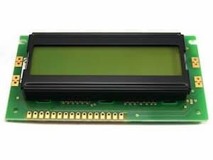 Display LCD 16x2 EW162B0YMY verde