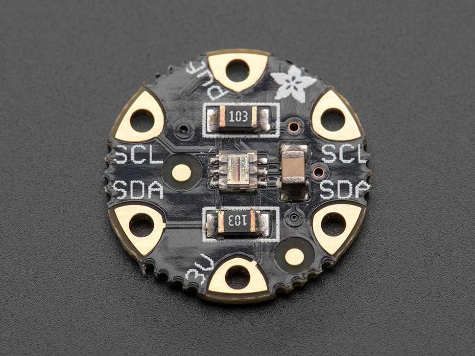 Flora Lux Sensor - TSL2561 Sensor Luz