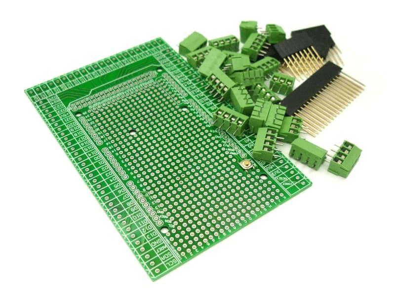Screw Shield para Arduino Mega