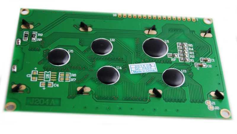 TC2004A-01 Pantalla LCD 20x4