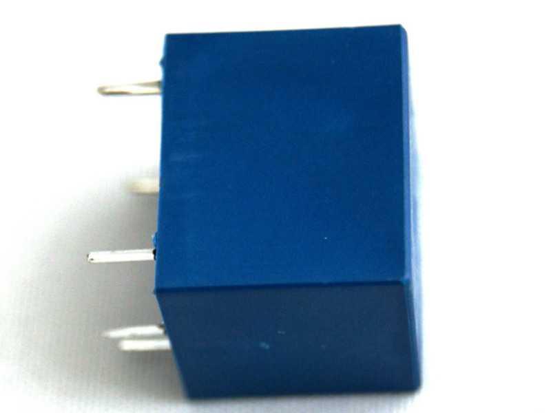 Relevador electrónico