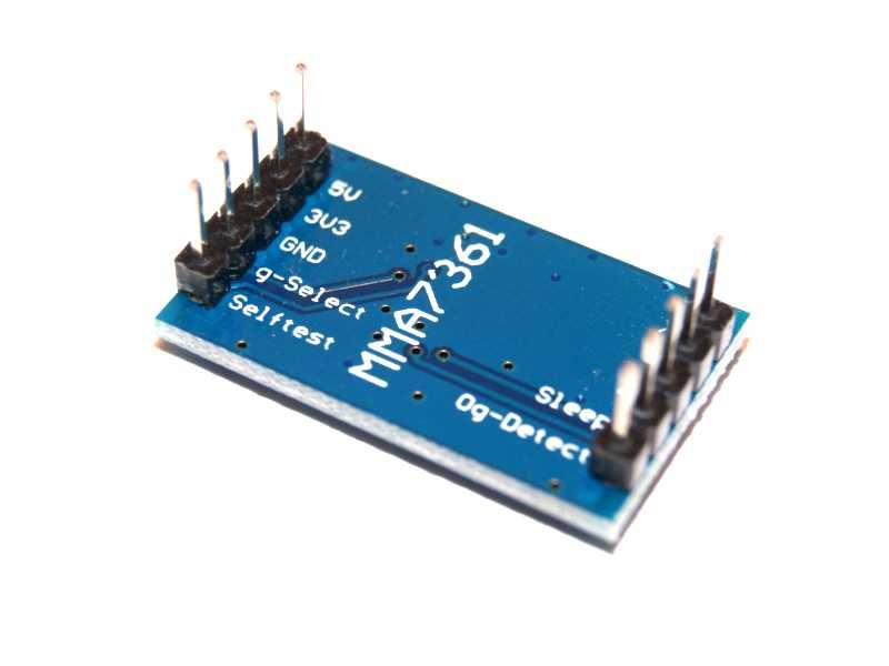 Sensor acelerómetro