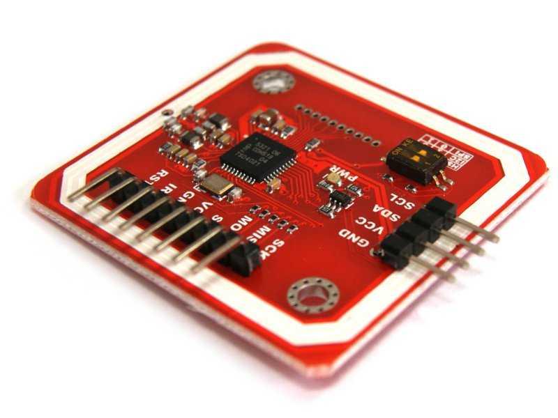 Shield RFID