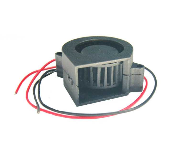 Ventilador para impresora 3D