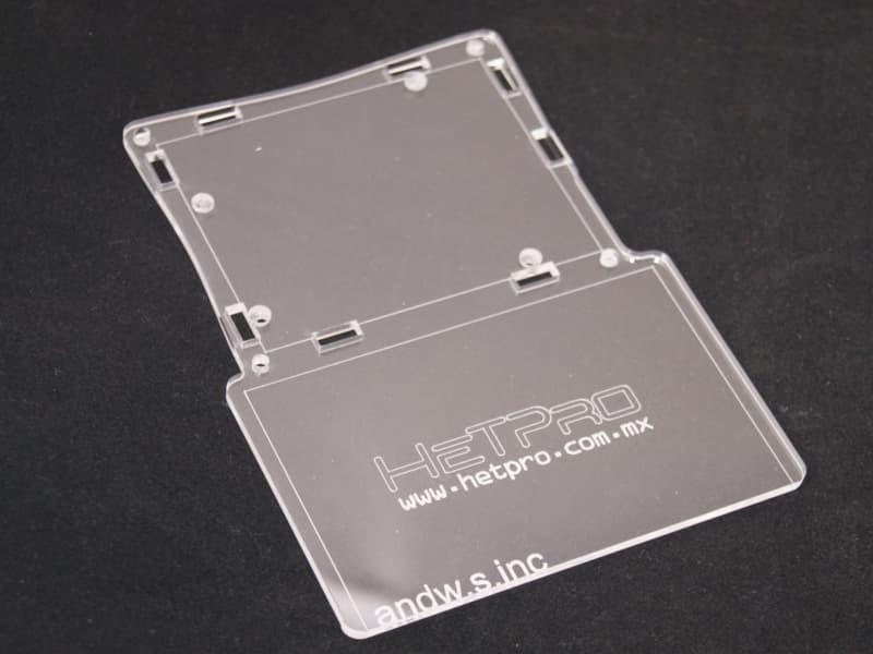 Caja para Arduino UNO con base