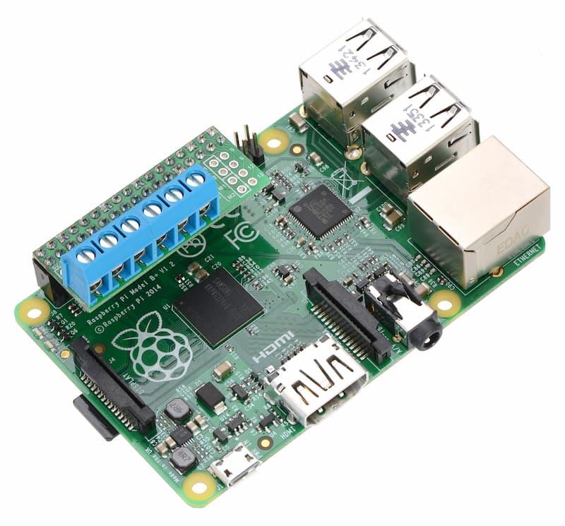 Controlador dual Pololu DRV8835 para Raspberry Pi
